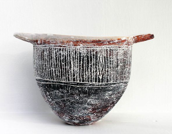 Large Vessel by Sarah Jenkins