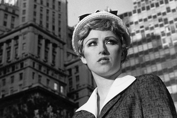 Artist on Film: Arena CINDY SHERMAN: NOBODY'S HERE BUT: Image 0