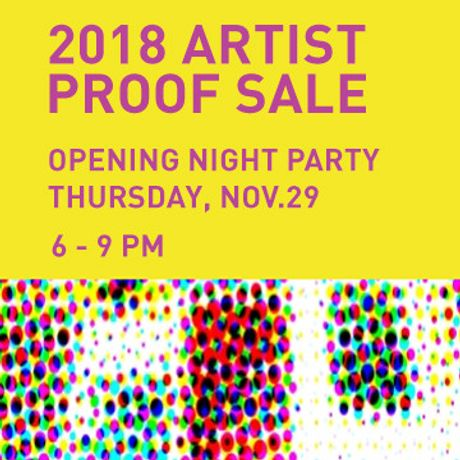 Artist Proof Sale 2018: Image 0