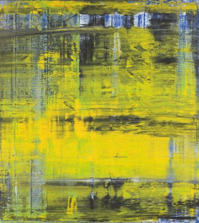 Abstract Painting (809-3), 1994 © Gerhard Richter