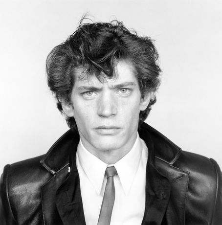Robert Mapplethorpe Self Portrait 1982, printed 1991 ARTIST ROOMS National Galleries of Scotland and Tate. Lent by the Artist Rooms Foundation 2014 © Robert Mapplethorpe Foundation