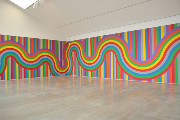 ARTIST ROOMS: Sol LeWitt: Wall Drawing: Image 0