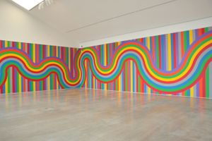 ARTIST ROOMS: Sol LeWitt: Wall Drawing