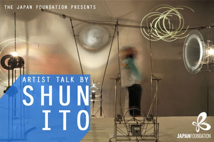 Artist Talk by Shun Ito: Image 0
