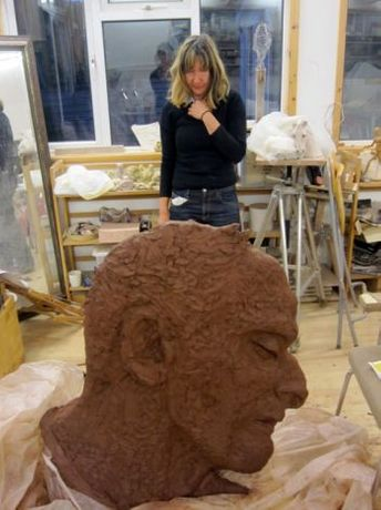 Artist talk: Jane McAdam Freud on her exhibition: Lucian Freud my Father: Image 0