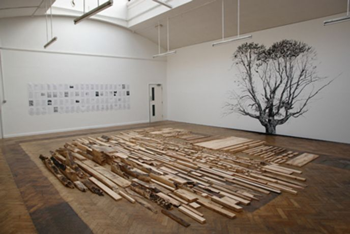 Artist Talk: Plans for The Past and The Future - Eamon O'Kane in conversation with Paul Hobson: Image 0