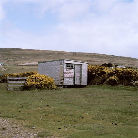 Port Howard Airport (Terminal One), The Falkland Island © Jon Tonks