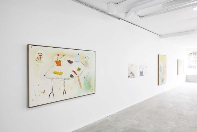 Marc Horowitz at COMA Art Gallery, Sydney