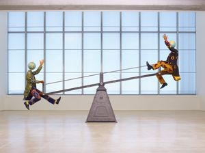 Yinka Shonibare MBE, End of Empire 2016 Courtesy the artist and Stephen Friedman Gallery, London. Co-commissioned by 14-18 NOW and Turner Contemporary, Margate, Photographer: Stephen White