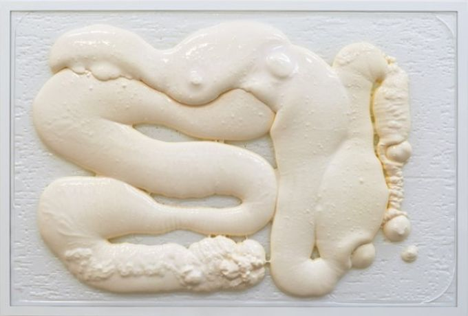 Nicolas Deshayes, Cramps (2015) Courtesy the artist and Jonathan Viner