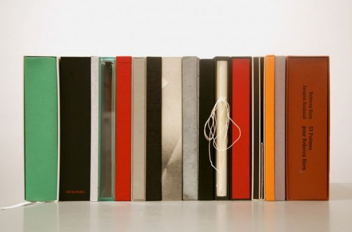 Artists Books Editions. Publications by Yvon Lambert and Hans Werner Holzwarth