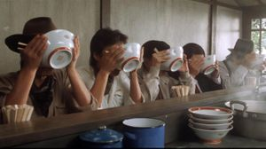 Image: 'Tampopo' (1986), directed by Juzo Itami. Film still courtesy Park Films