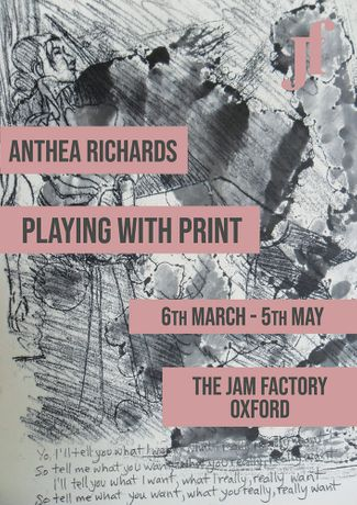 Artist's Evening with Anthea Richards: Image 2