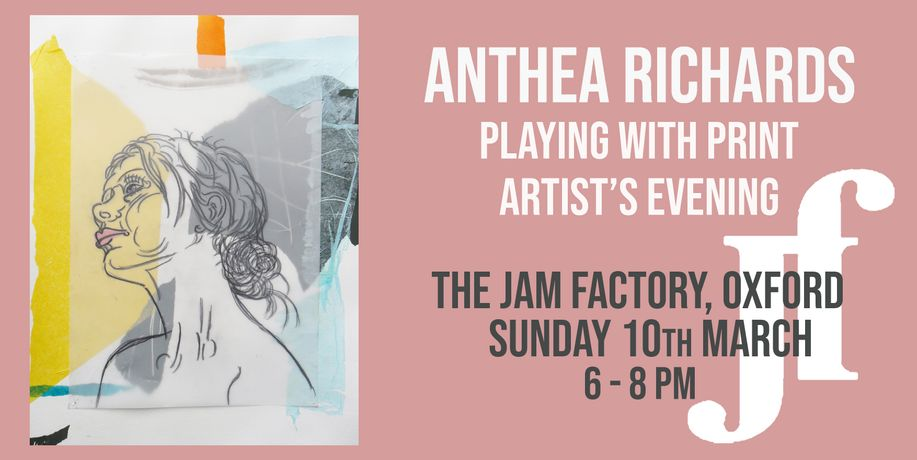 Artist's Evening with Anthea Richards: Image 0