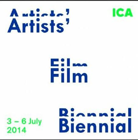 Artists' Film Biennial 2014: Curating Artists' Film: Image 0