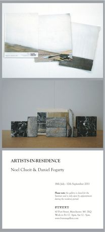 Artists-in-Residence - Noel Clueit & Daniel Fogarty: Image 0