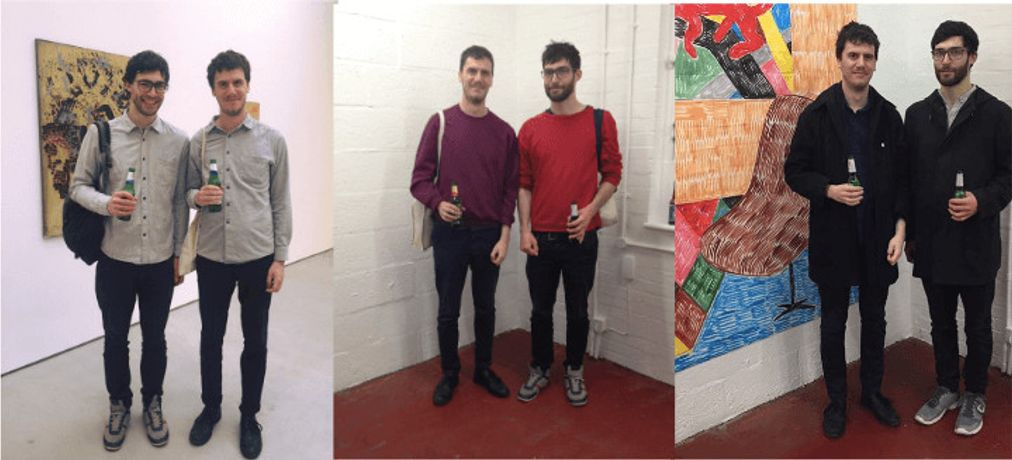 Artists Lunchtime Crit // Free Artist Feedback led by Rice + Toye: Image 1