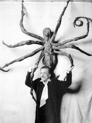 Artists on Film: Louise Bourgeois - The Spider, the Mistress and the Tangerine