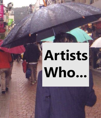 Artists Who... Seconds: Image 0