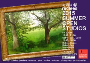 Artists@Redlees Summer Open Studios