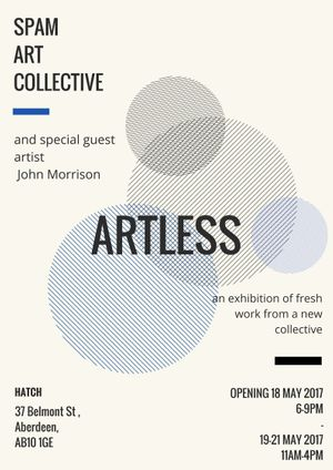 Artless - by SPAM Art Collective