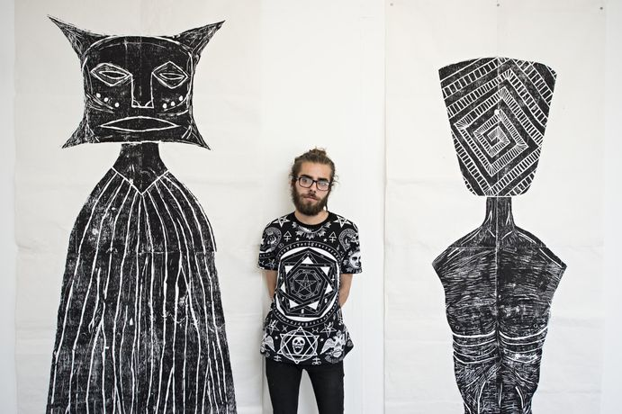 Bradley Guy, Fine Art Printmaking BA(Hons)