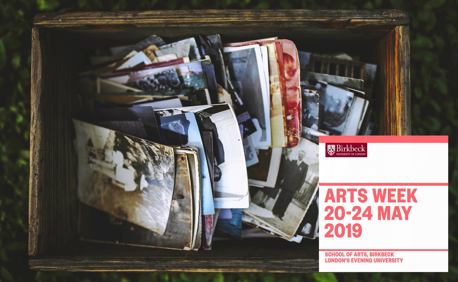 Arts Week 2019 - Art Fair at Birkbeck, School of Arts in London
