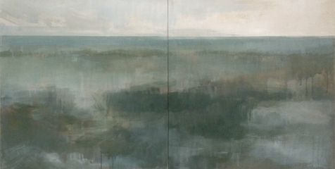 January Sea, Sarah Wood