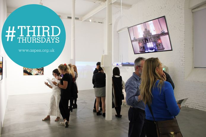 Aspex Introduces #ThirdThursdays: Image 0