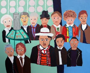 'All the Doctor Whos' by John Cocozza
