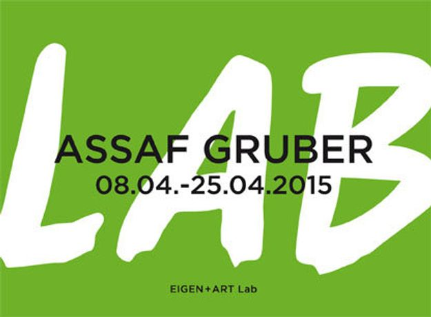 Assaf Gruber: Citizen in the Making: Image 0