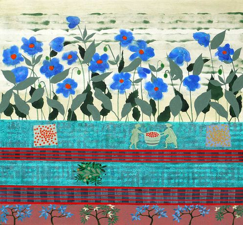 Judith Cain: Meconopsis
