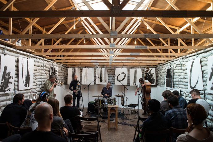OTOProjects, courtesy Café OTO and Assemble. Photo: Dawid Laskowski