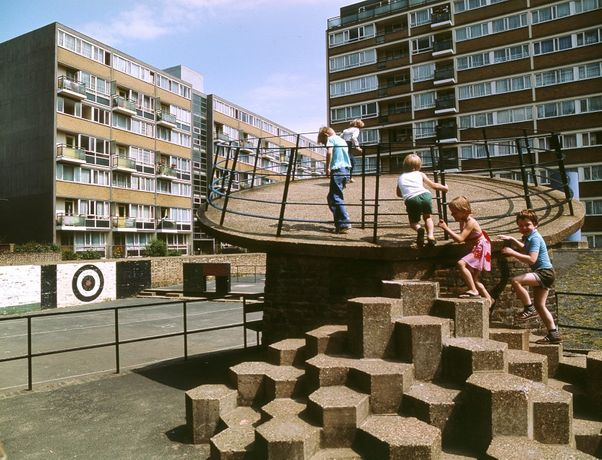 Assemble & Simon Terrill. The Brutalist Playground