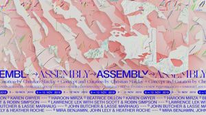 ASSEMBLY: Christian Marclay