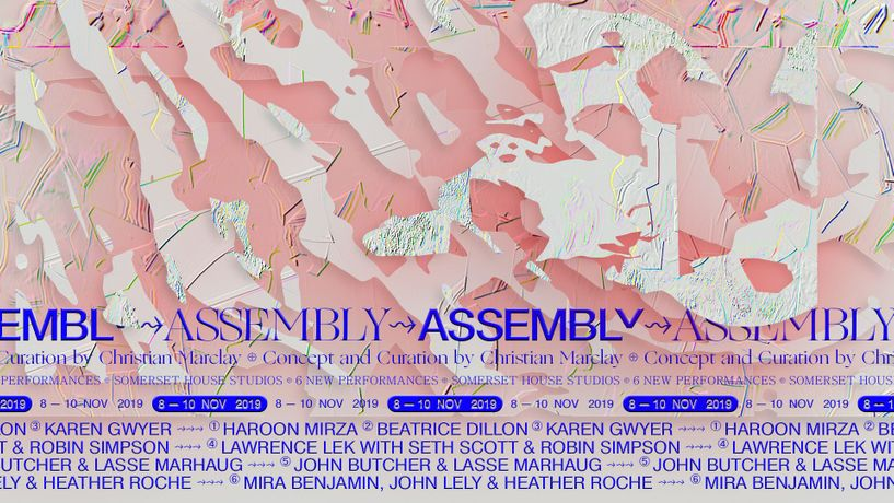 ASSEMBLY: Christian Marclay: Image 0