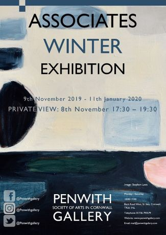Penwith Gallery Associates Winter Exhibition 2019