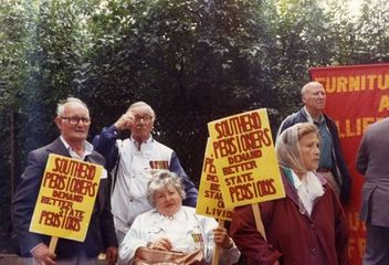 Demanding Better State Pensions Astra Blaug Date unknown ©the artist, courtesy Feminist Library