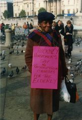 Hackney Pensioner Astra Blaug Date unknown ©the artist, courtesy Feminist Library