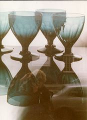 Green Glasses and Reflections Astra Blaug Date unknown ©the artist, courtesy Feminist Library