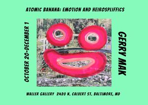 Atomic Banana: Emotion and Heirospliffics