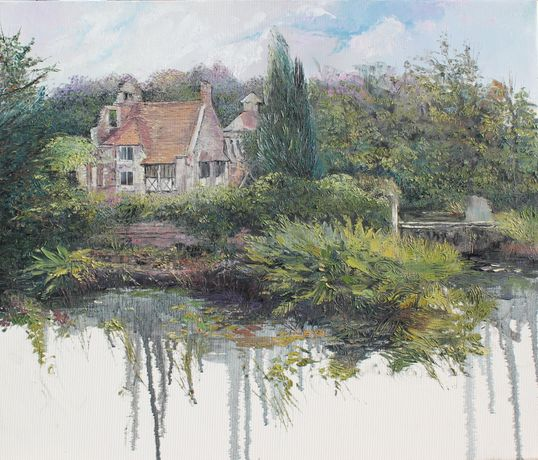 SCOTNEY CASTLE by Titus Agbara