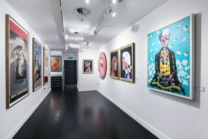 Autumn Contemporary Exhibition, Maddox Gallery, Westbourne Grove