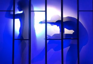 Installation Shot - Choreography for Autumn Waters