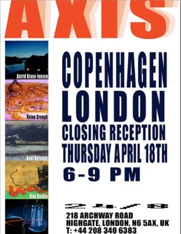 Axis: Copenhaguen London: Image 0
