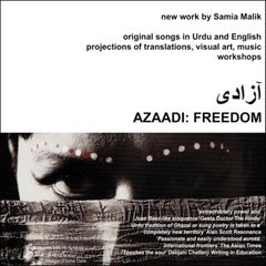 AZZADI: FREEDOM at Leyden Gallery 7th May 2016