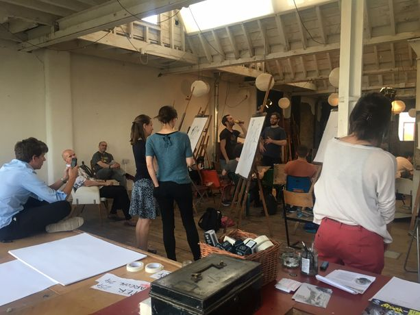 Back to Life - Drawing Course: Image 1