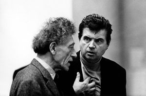 Bacon/Giacometti: A Dialogue