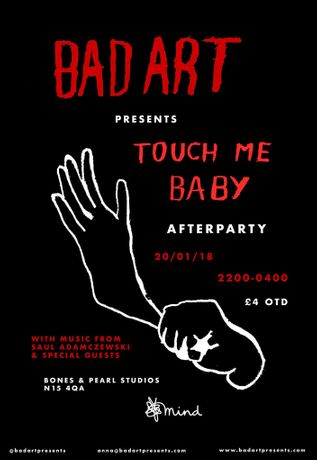 Bad Art Presents: 'Touch Me Baby II': Image 1