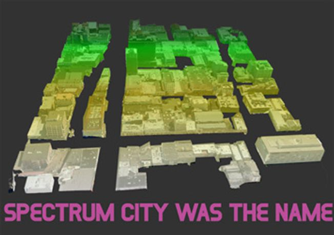 Bad Beuys Entertainment 'Spectrum City was the Name': Image 0